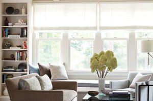 John Day and Jayme Kennerknecht living room