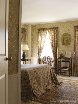 Malcolm Rogers bedroom