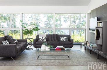 Elliot + Elliot Architecture living room