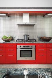 Elliot + Elliot Architecture kitchen