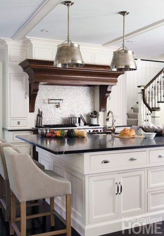 An Organized Nest and Tricia Roberts kitchen
