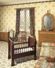 Roseland Cottage cradle