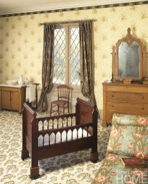Roseland Cottage cradle