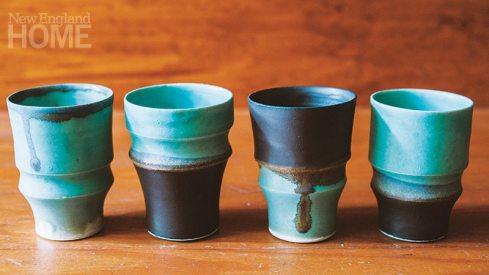 Hanako Nakazato Beer Cups