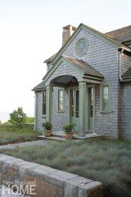 Rhode Island coast cottage