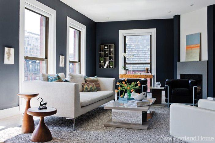 Ana Donohue living room