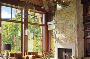Jennifer Palumbo living room