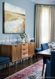 Kristen Rivoli Interior Design unframed canvas