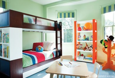 Kristen Rivoli Interior Design children's room