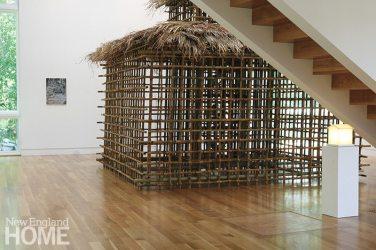 Joan Backes Bamboo House