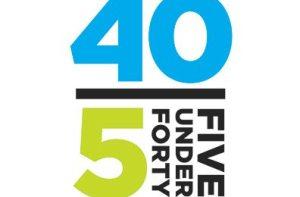 5 Under 40: The Winners