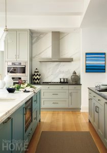 Liz Caan kitchen