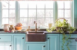 Mally Skok Turquoise Pantry