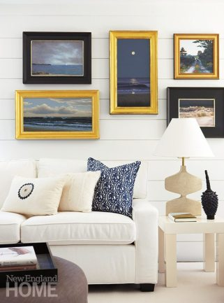 Sheridan Interiors family room