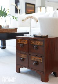 Sheridan Interiors spice chest