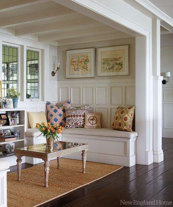 Charlotte Barnes garden room