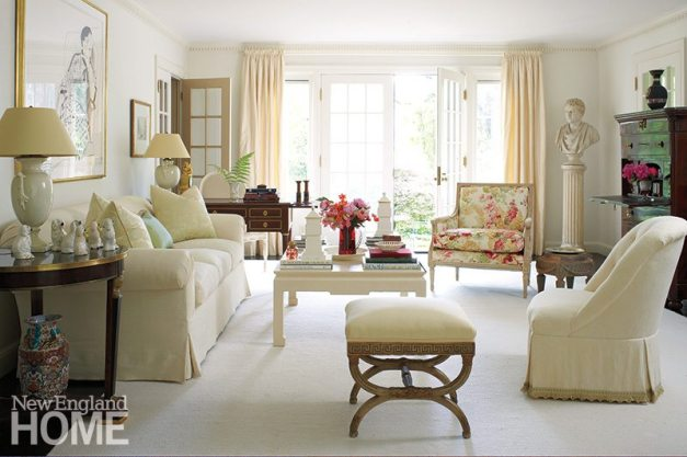 Nannette Lewis living room