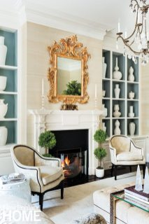 Michael Carter living room