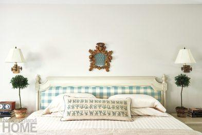 Henhurst Interiors master bedroom