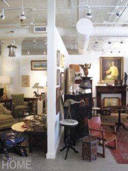 Markets Stalls Boston Design Center