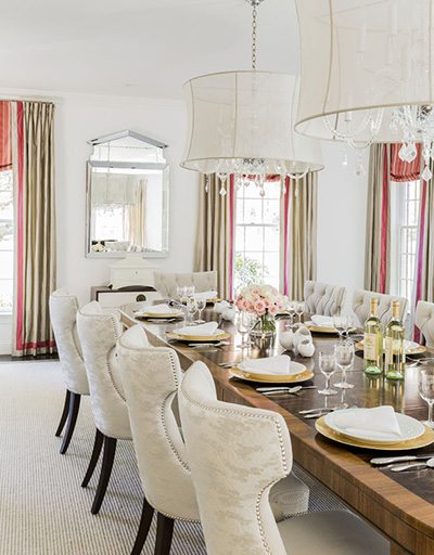 Tony Cappoli Dining Room