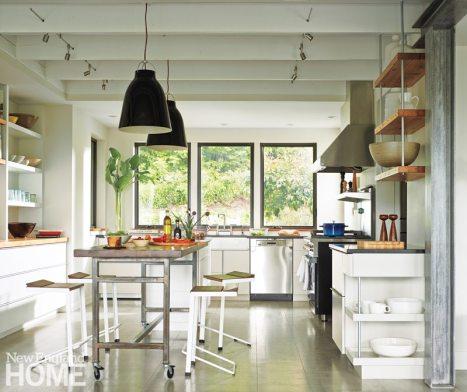 Farmhouse Modern Mitra Designs Kitchen