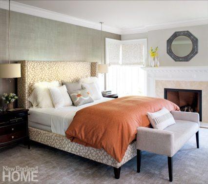 Riverside Transitional_Muse Interiors_Master Bedroom