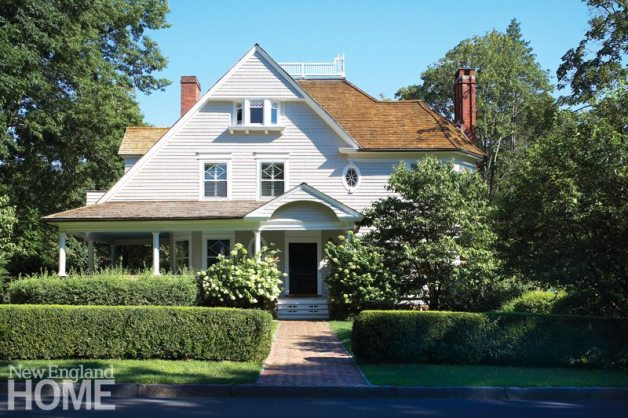 Southport Shingle Style Exterior