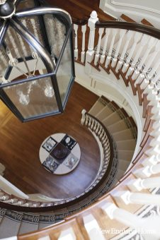 Lewis Interiors stairs