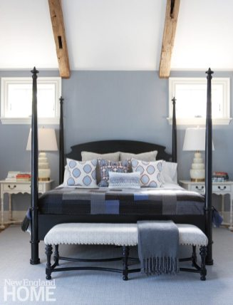 Patrick Ahearn Edgartown Master Bedroom