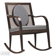 The Savannah Rocking Chair from JANUS et Cie.
