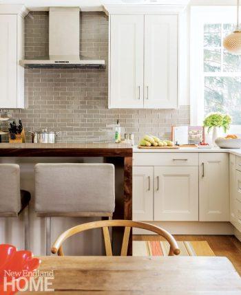 Cape Cod coastal kitchen