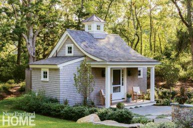 Cape Cod coastal guest house