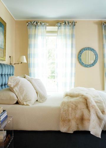 Noroton Harbor Master Bedroom