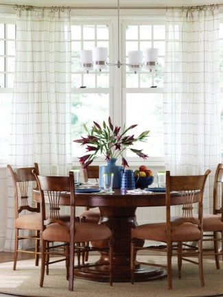 Country Club Homes Shingle Style Kitchen Breakfast Nook