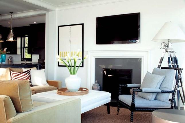 John Day living room
