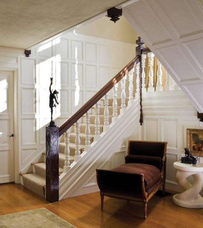 Tammy Randall Wood stairway