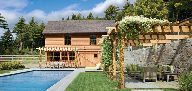 Estes/Twombly Architects pool house