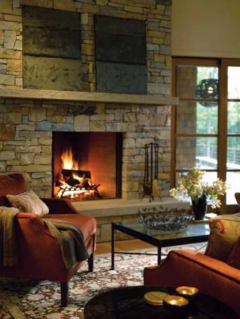 TruexCullins fireplace