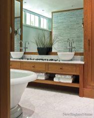 Susan B. Acton Interiors master master bath