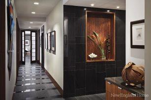Hacin + Associates hallway