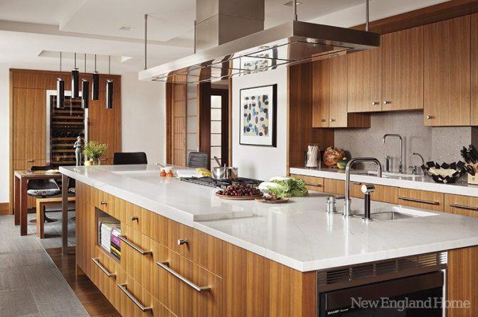Hacin + Associates kitchen