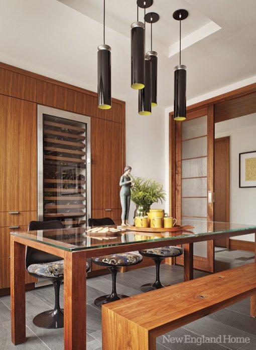 Hacin + Associates breakfast area