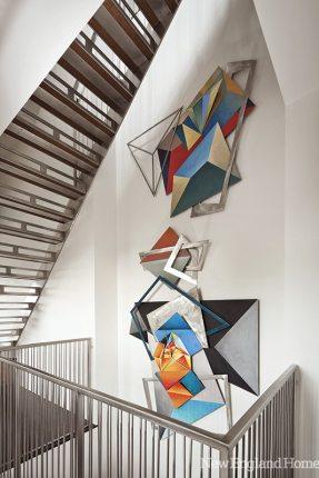 Hacin + Associates wall
