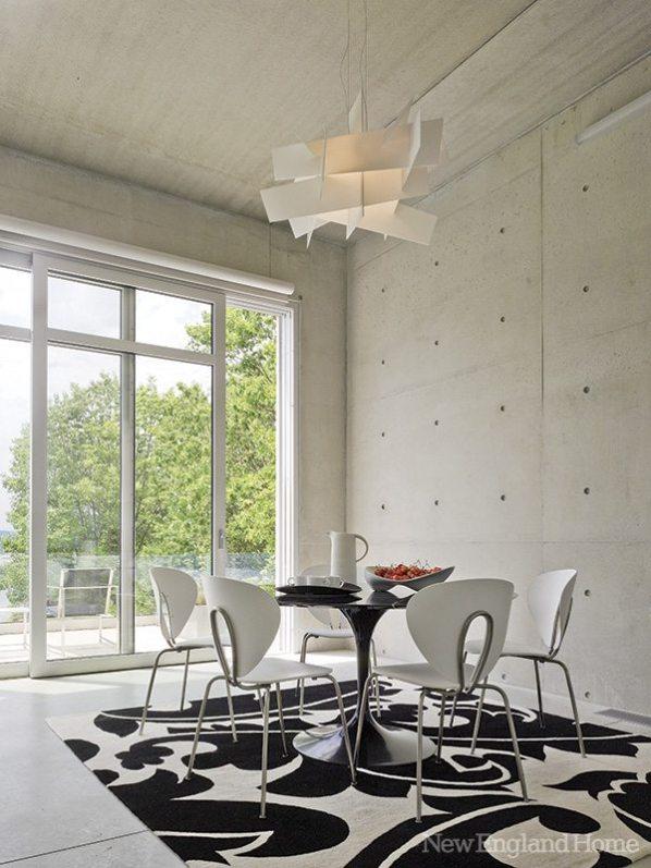 Gilberte Interiors breakfast nook