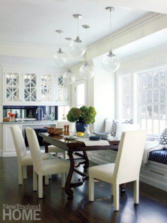 Brooks & Falotico New Canaan Kitchen Table