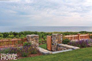 Dan Godron Mid-Cape Landscape Design Pool Plantings