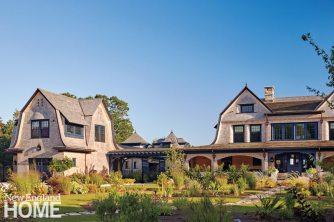 Rhode Island Shingle Style Exterior