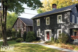 Westport Farmhouse Front