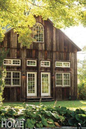 Westport Farmhouse Barn